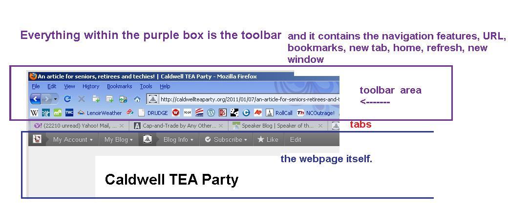 Technology help   Caldwell TEA Party